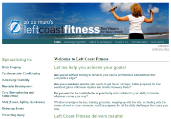 Leftcoast Fitness