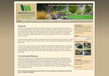 McDonald Landscaping