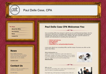 Paul Delle Cese, CPA