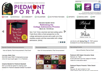 Piedmont Portal