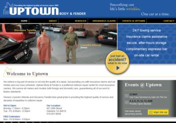 Uptown Body & Fender